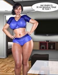 Crazy Dad Mother - Desire Forbidden 3 FrenchEdd085 - part 3