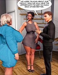 Crazy Dad 3D Mother Desire Forbidden 10 English - part 2