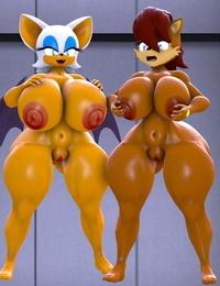 BlueApple Emerald Power Sonic The Hedgehog