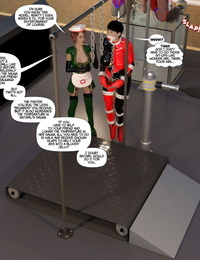 DBComix New Arkham for Superheroines 7 - New Employees - part 3