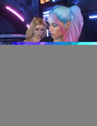LanasyKroft Dakota Foxwell Mission - Finding Alayna - part 3