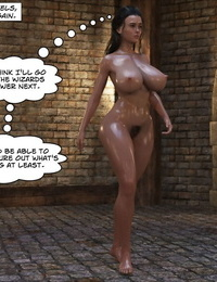Sumigo The Adventures of Princess Ravenmuff 1: The Awakening - part 2