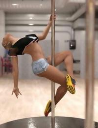 Pat Pole Dancers 2 - part 3