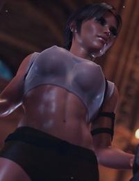 Forged3DX – Lara and the Jade Skull