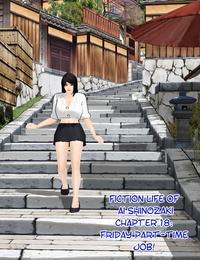 fiction life of ai shinozaki - chapter 18 remastered. Hong_mei_ling