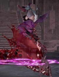 Tagosaku 弱肉強食 Darkstalkers
