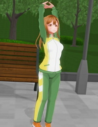 Itsumo Nemui Hanamaru Kunikida Love Live! Sunshine!! Decensored - part 3