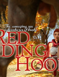 The amazing sex adventures of busty Red Riding Hood Animated