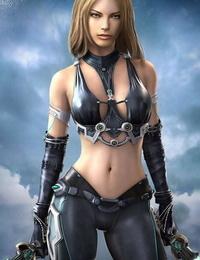 Fantasy Art 3d- CG- others