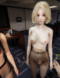 翻皮水 HS2小短篇 - part 5