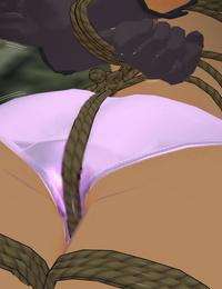 Magic Warrior Suitonaitsu Living Rope - part 5