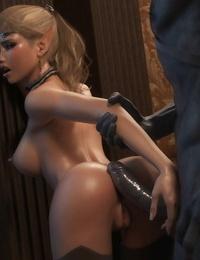 X3Z Elven Desires - Undercover Part 2 - part 4