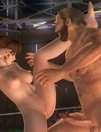 Dead or Alive 5 LR - EVERYBODY WANTS TO FUCK KASUMI :D - part 2