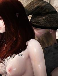 Black Desert Sorceress Vindictus and Black Desert Nude Galleries - part 3