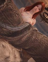 Black Desert Sorceress Vindictus and Black Desert Nude Galleries - part 5