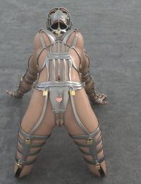 Lock-Master-Catwoman Captured 4 - part 7