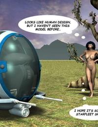 Svarog Sheena : Back to Space & Trial