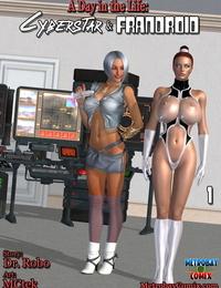 Dr. Robo - MCtek Cyberstar and Frandroid 1-7