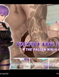 AYA3D Tifa&Aerith - Girls relaxation time Final Fantasy VII