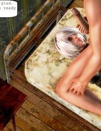 Become Ass Gods - Part I Nier Automata