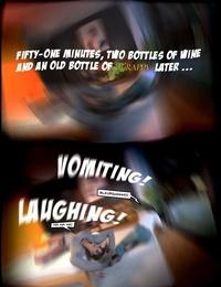Sindy Anna Jones ~ The Lithium Comic. 04: The Sister Secret - part 3