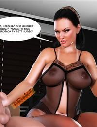 CrazyDad3d Love me Tender - 2 Spanish Ayanokoji