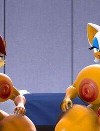 BlueApple Emerald Power Sonic The Hedgehog - part 3