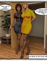 3digiart Life & Times Of The Cupidon Girls - Issue 1 - part 3